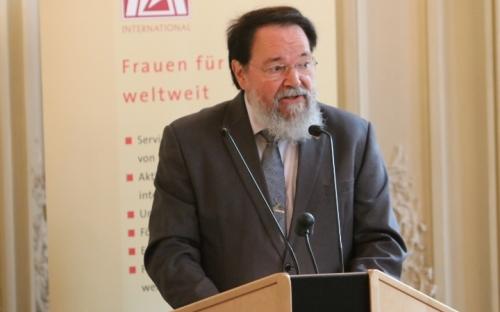 Bürgermeister Bernhard Marewski